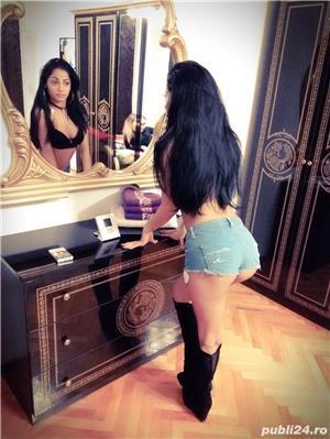 Escorte Ieftine Bucuresti: bruneta slim la tine sau la hotel